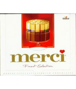 Merci Fine Selection, 250g / 8.8 oz